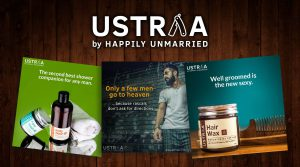 Ustraa - Happily Unmarried - Sell Online