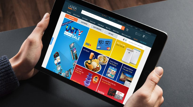 Lazada partners with Vinculum to power their growth story