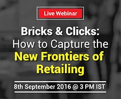 ETRetail and Vinculum Webinar:  Bricks & Clicks and How to Capture New Frontiers of Retailing