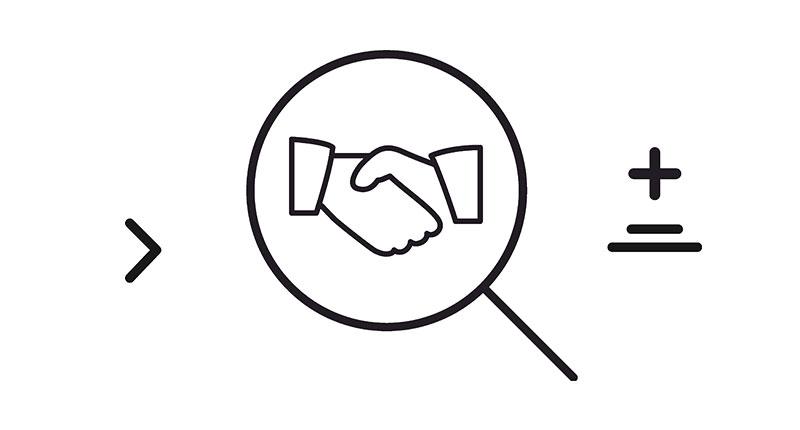 Identifying Partners