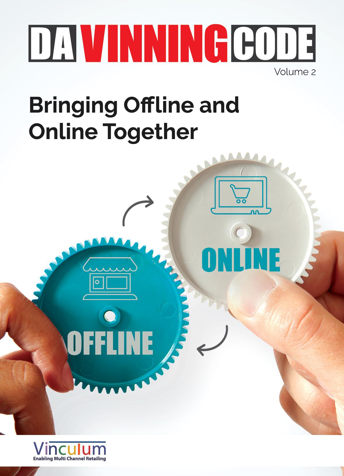 Bringing Offline and Online Together