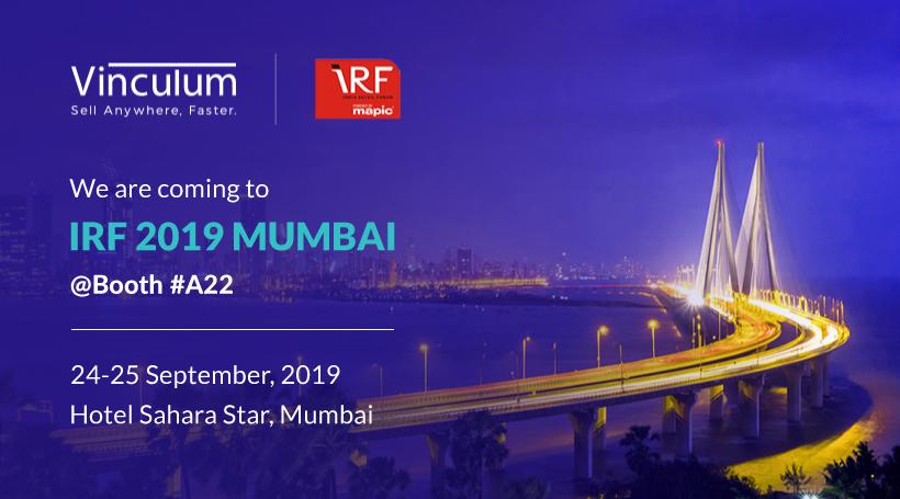 IRF 2019 Mumbai